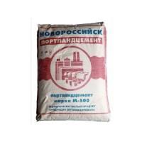 Цемент М-400 ПЦ 25кг НОВОРОССЦЕМЕНТ