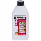 Грунтовка концентрат CERESIT CT17 (1л)