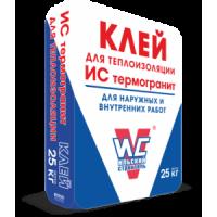 Клей для теплоизоляции ИС-термогранит 25кг