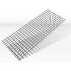 Сетка сварная для армирования ЖБК (ячейка 100мм*100мм) Ф 3 (2 м/кв в листе)