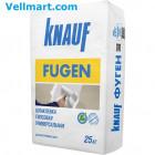 Шпаклевка гипсовая KNAUF FUGENFULLER (25кг)