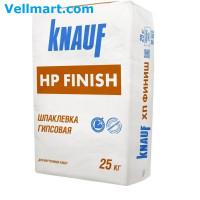 Шпаклевка гипсовая KNAUF НР FINISH (25кг)