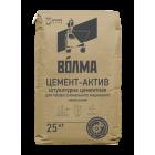 Штукатурка цементная ВОЛМА-Цемент-Актив (25кг)